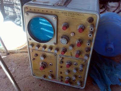 Osciloscópio TR-4602