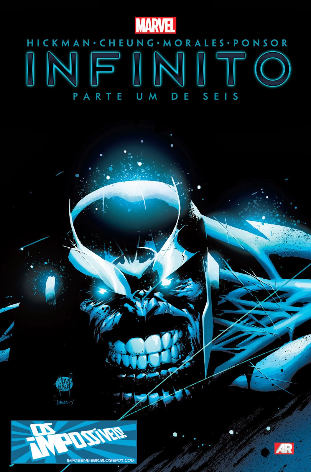 Nova Marvel! Infinito #1