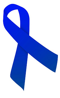Colon Cancer Ribbon Tattoos
