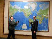 Elder Priday and Elder Sawyer