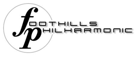 Foothills Philharmonic