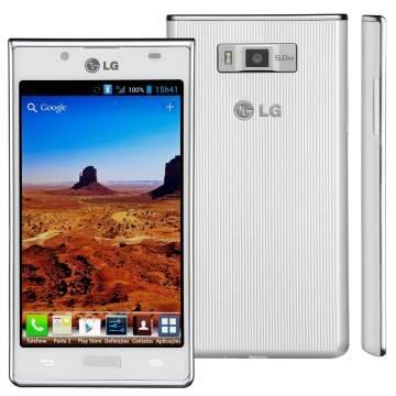 O elegante e moderno LG Optimus L7