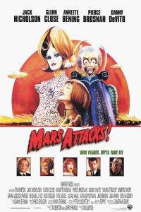 Mars Attacks! 1996 Hindi Dubbed Movie Watch Online