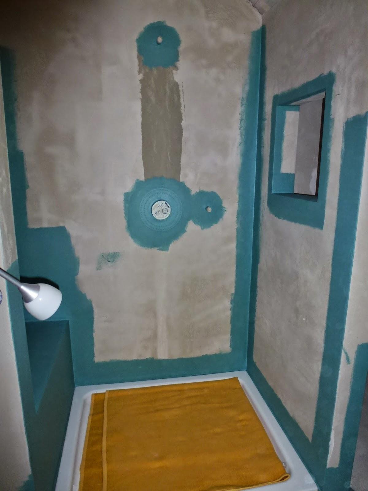 Unser luftschloss dezember 2014 - Dichtanstrich badezimmer ...