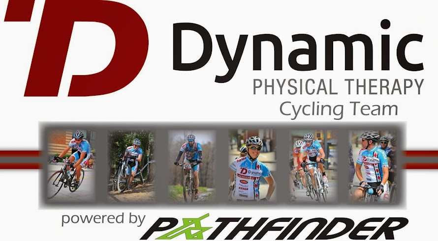 Dynamic Physical Therapy Cycling powered by Pathfinder