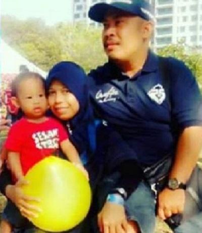 Keluarga Allahyarham Achong Sweetchild