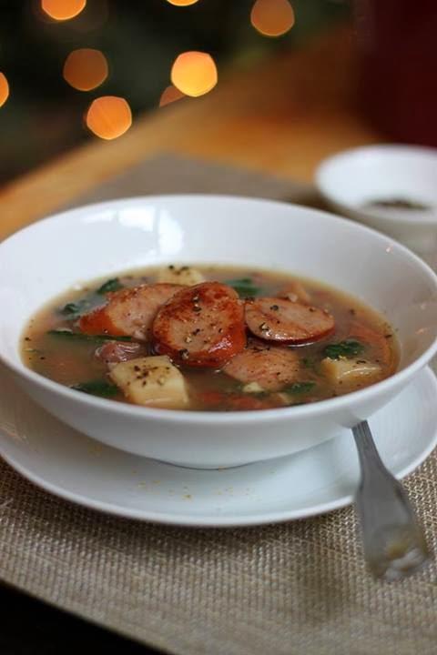 and heres the recipe alton brown - Alton Brown Christmas Soup