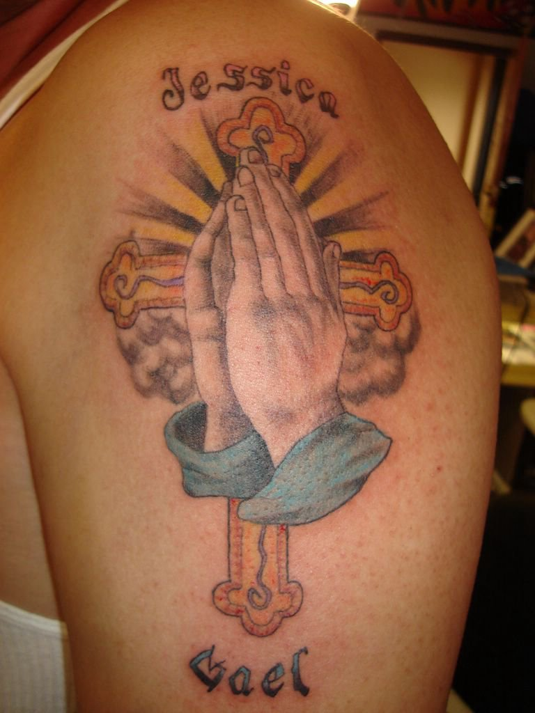 religious tattoos for designs