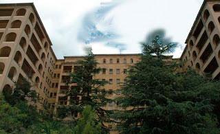El terrorífico Hospital del Tórax: ¿leyenda o realidad? | Misteriosa ...