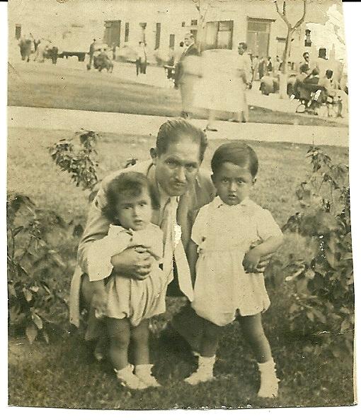 Mi padre Honorato Pinedo