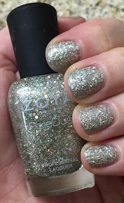 Zoya, Zoya nail polish, Zoya Magical PixieDust Cosmo, nail lacquer, nail varnish, manicure, nails, nail art