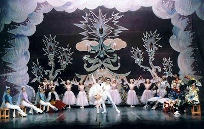 Cascanueces+Calpe New Russian Classical Ballett y El Cascanueces   10.Diciembre en Calpe