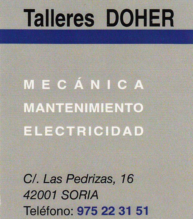 Talleres Doher