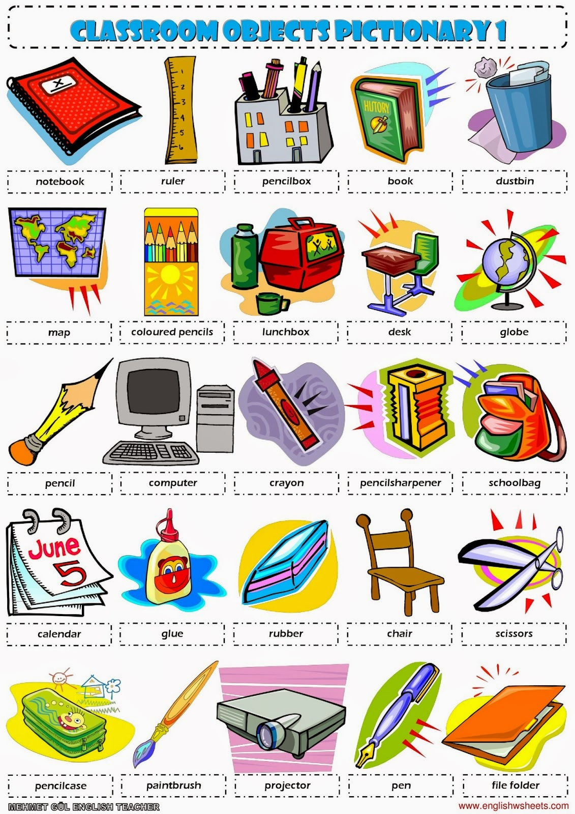 dictionary of classroom strategies k-6
