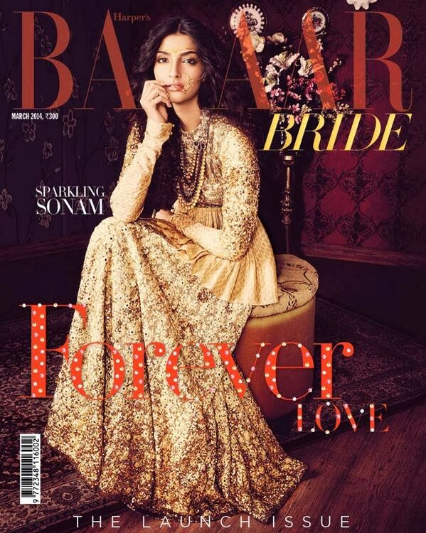 Harper's Bazaar Bride : Unveiled The Launch Cover image