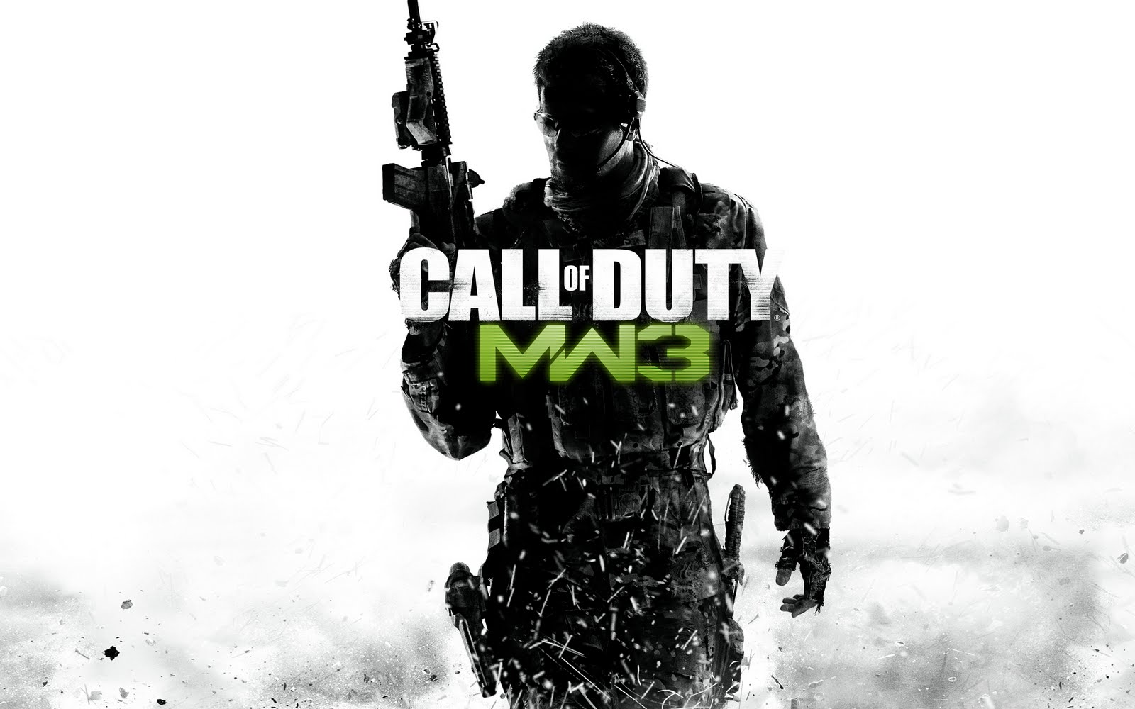 Call Of Duty Modern Warfare: 3 - HD Game Wallpapers - GamesCay