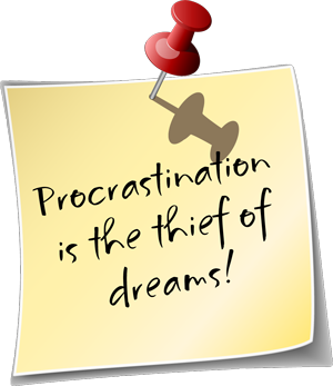 why and how to handle procrastination Ten reasons why your gifted child procrastinates procrastination:  i hope that somehow we can start to train children that have been labeled as gifted to handle.