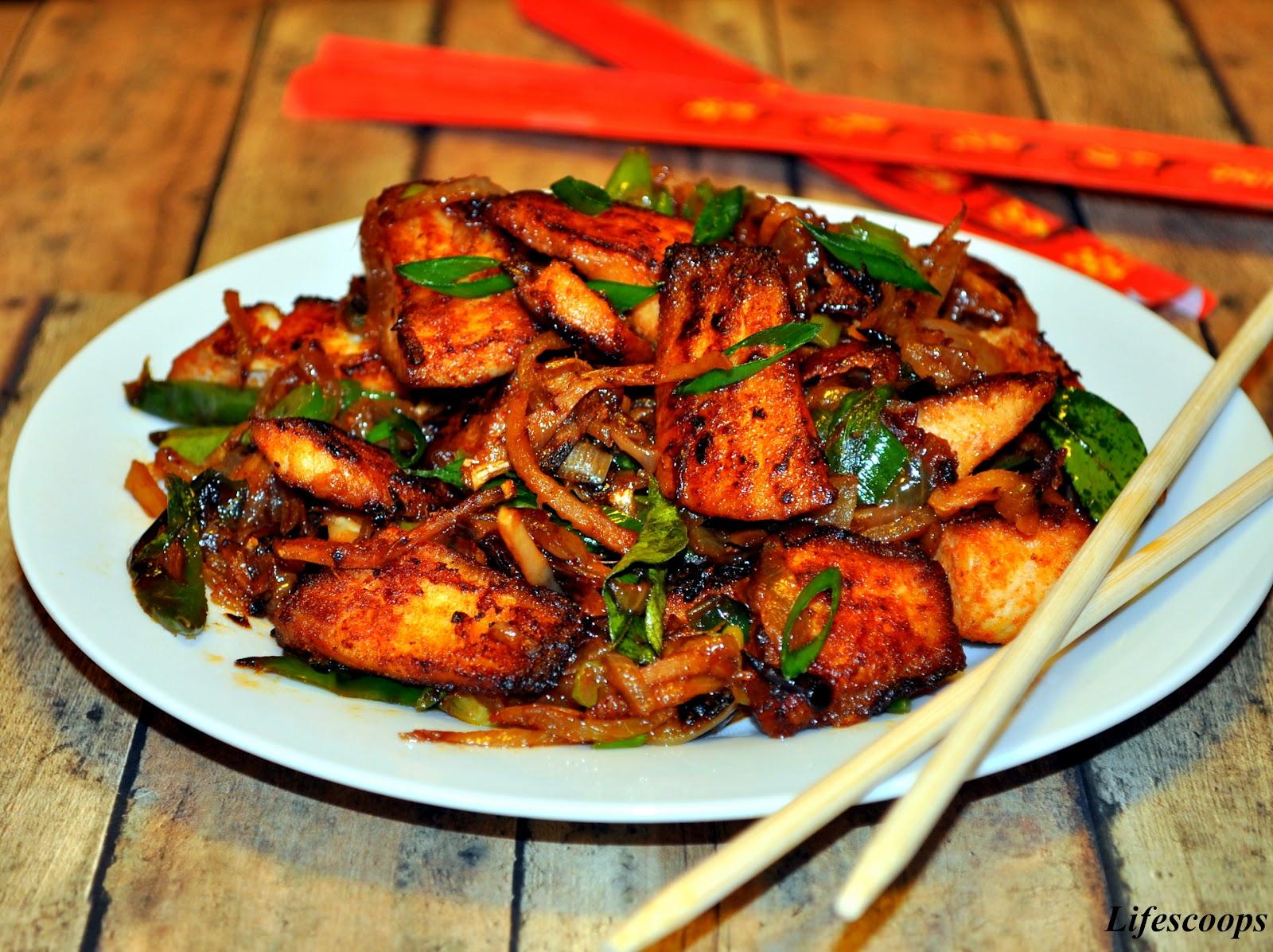 Goan Fish Cakes