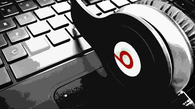 Dark Beats Headphones