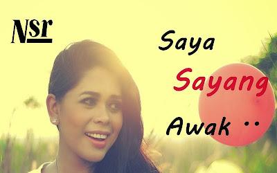 Reyhana - Saya Sayang Awak (feat. Eddie Hamid) Lirik dan Video