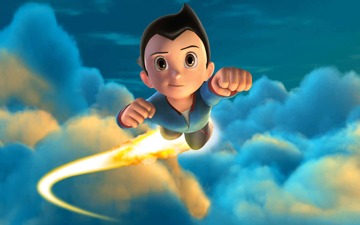 Astro Boy Cartoon Room 2 Parklands: ASTR...