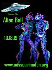 Alien Ball 2019