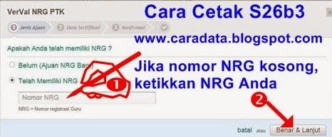 Verval NRG PTK