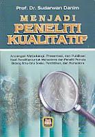 toko buku rahma: buku MENJADI PENELITI KUALITATIF, pengarang sudarwan danim, penerbit pustaka setia
