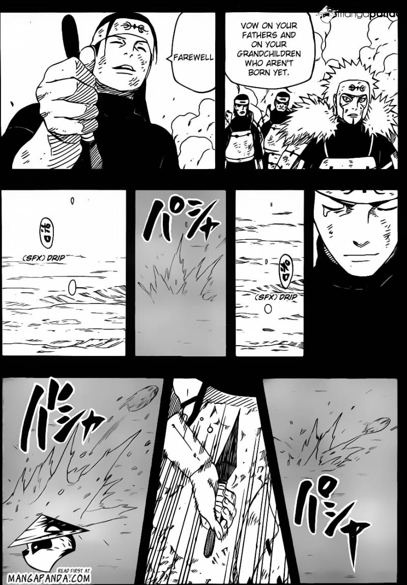 005, Naruto chapter 625    NarutoSub