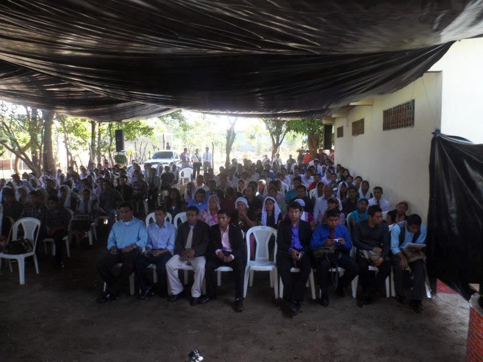 JÓVENES PARA CRISTO ID(I) GUATEMALA