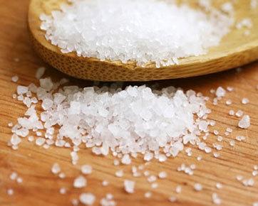 Amalan memakan secubit garam sebelum dan selepas makan