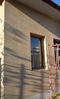 Reabilitare Fatada Casa, Firma Constructii Bucuresti,  Amenajari Exterioare,  Culori Fatada Casa, Aplicare Tencuiala Decorativa Baumit, www.manoperacasa.ro