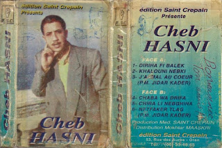 Cheb Hasni-Bla aliya mauvais sang
