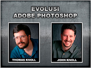 Evolusi Adobe Photoshop