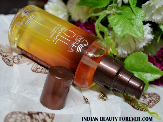 Wella Oil Reflections Review, price, how to use