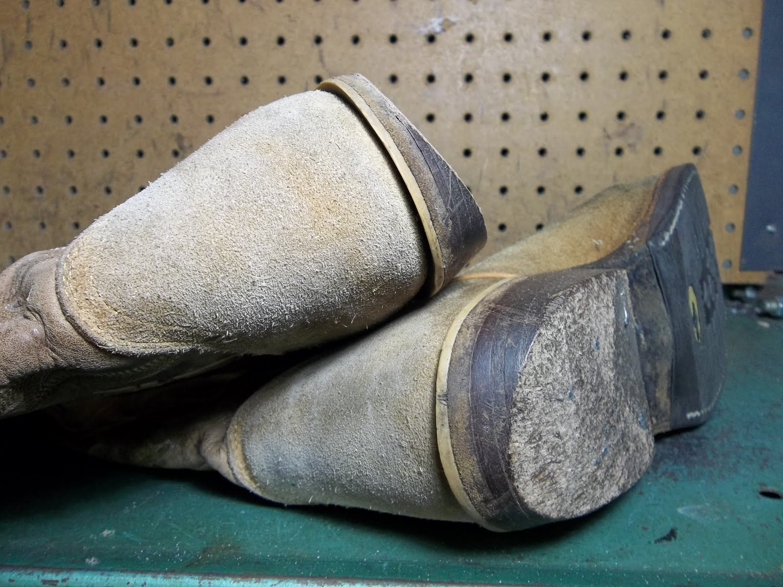 edgewood drive shoe repair western boot heels before and