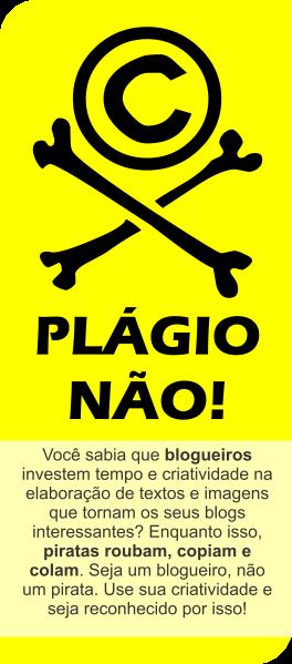 Movimento Plágio Não!