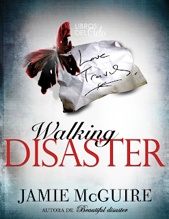 2.- Walking Disaster – Jamie McGuire