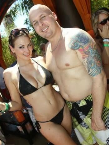 Kris Williams Bikini