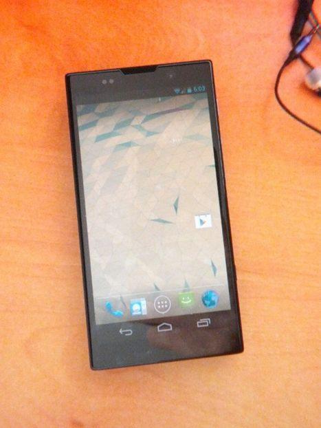 Android Smartphone Sony Nexus X