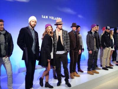 Men's Fashion by Francesco: Ian Velardi at Mercedes Benz Fashion Week