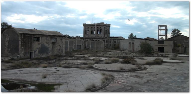 Τα περίεργα φαινόμενα στο εργοστάσιο Κρόνος στην Ελευσίνα
