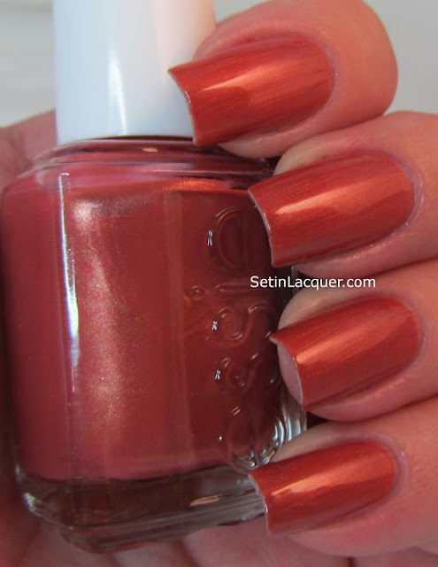 Essie Antique Rose