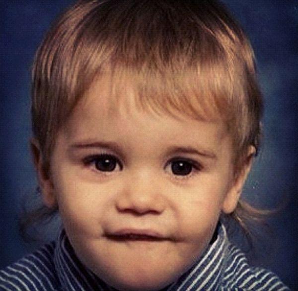 ΤΖΑΣΤΙΝ ΜΠΙΜΠΕΡ: Δείτε φωτογραφία του όταν ήταν μωρό!