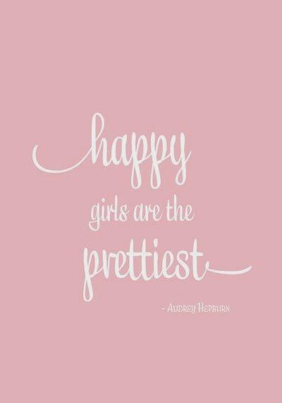 be  pretty