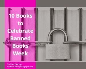 10 Books to Celebrate Banned Books Week