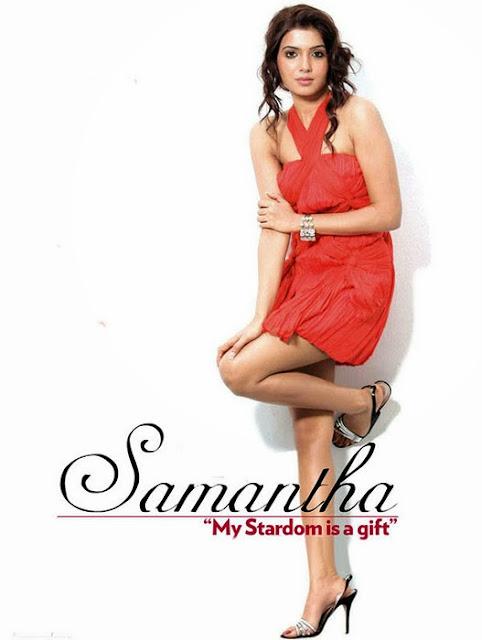 Samantha New South Scope Magazine Photoshoot