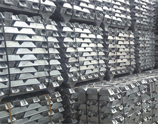 Aluminium Warehouse Stock In Slab.
