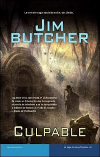 Culpable - Jim Butcher [Multiformato | Español | 9.30 MB]