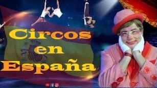 Circos en España